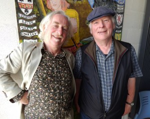 Len Graham & Jack Lynch
